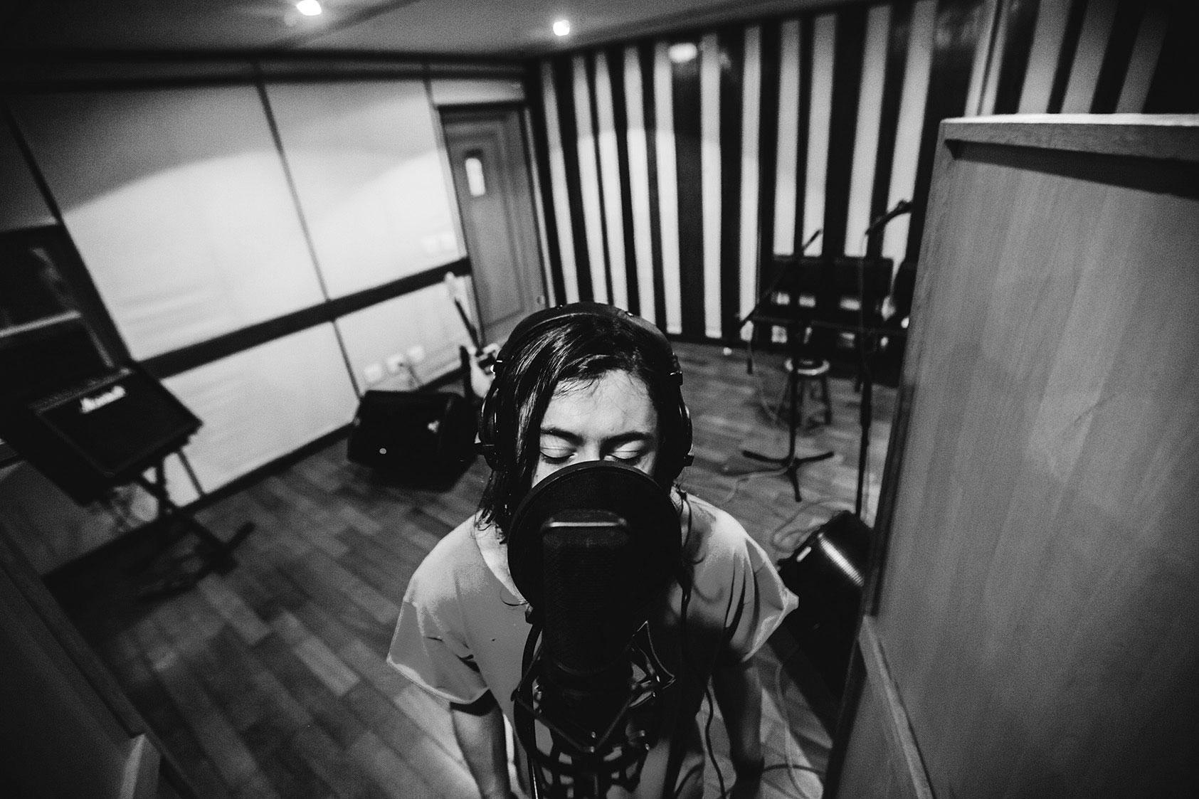 estudio FC - ensaio, gravação, luthieria